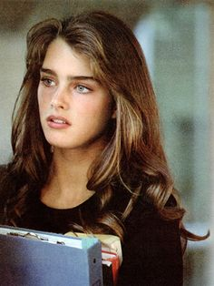 Brooke Shields in Endless Love 1981