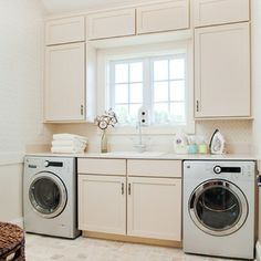 Concealed Laundry Design Ideas, Pictures, Remodel and Decor