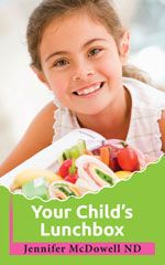 Based on the traditional naturopath dietary approach of eating for your blood type, Jennifer McDowell discusses issues such as food allergies and intolerances, the importance of a healthy digestive system and how to avoid behavioural problems. She gives dietary advice with suggestions and recipes for providing children with a healthy lunch box.