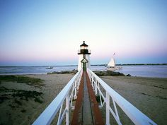 Brant Point Lighthouse, Nantucket, Massachusetts=went here Places Around The World, Oh The Places You'll Go, Places To Travel, Places To Visit, Around The Worlds, Brant Point Lighthouse, Romantic Weekend Getaways, Romantic Getaway, Dream Vacations