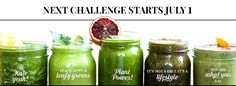 30-Day Green Smoothie Challenge! - Simple Green Smoothies