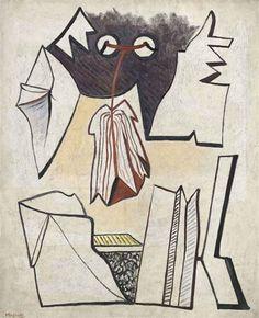 Alberto Magnelli, Peinture A, 1934