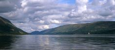 Loch Lochy is a long, straight, fresh-water loch which forms part of the Caledonian Canal inland waterway. Steep, forested hillsides give this scenic area a fjord-like feel to the landscape.