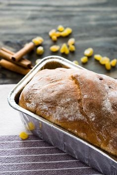 Cinnamon Raisin Bread | Travel Cook Tell