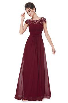 Вечерние платья с кружевом: тонкость, шарм и загадочность образа
