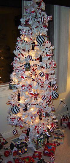Christmas Coca Cola Tree