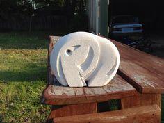 Hebel Sculpture Elephant Concrete Sculpture, Sculpture Art, Elephant Decoration, Yard Sculptures, Soap Carving, Maori Art, Oeuvre D'art, Art Education, Painted Rocks