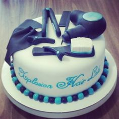 1000 Images About Cakes Salon Hair Nails And Makeup On