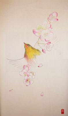 different bird view