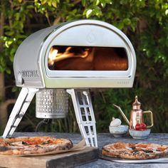 Home Gadgets, Kitchen Gadgets, Portable Pizza Oven, Kangoo Camper, Outdoor Cooking, Pizza Oven Outdoor, Cool Gadgets To Buy, My Pool, Outdoor Kitchen Design