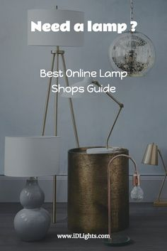 Design Lighting Ideas  : Buying a lamp on the internet is not an easy thing there are many types of lamp