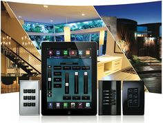 Savant Lifestyle, Apps and Control