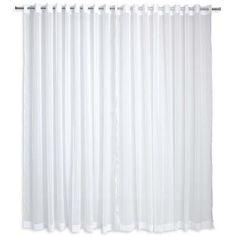 Resultado de imagem para cortina branca