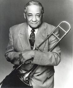 Grover Mitchell  Grover Curry Mitchell (March 17 1930 in Whatley Alabama  August 6 2003 in New York Citys Memorial Sloan-Kettering Cancer Center) was a jazz trombonist and bandleader.  Biography He was born in Alabama but his parents moved to Pittsburgh Pennsylvania when he was eight. It was in Pittsburgh that he became interested in jazz.  He began on trombone in his teens after initially desiring to learn trumpet. However his arms were considered long so the school trained him in trombone…