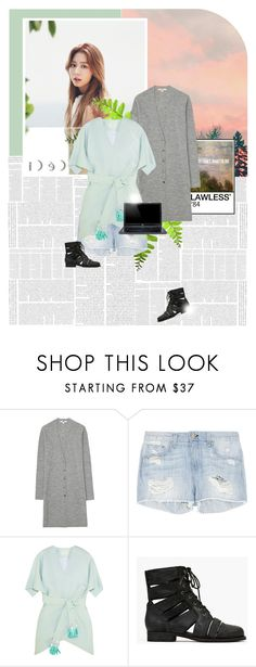 """""""1210"""" by melanie-avni ❤ liked on Polyvore featuring Uniqlo, rag & bone/JEAN, Delpozo and Jeffrey Campbell"""