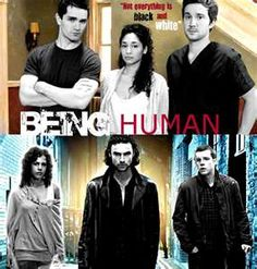 There is only one of these Being Human shows that is worth watching and it's NOT the bottom one!)