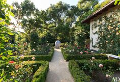 Marc Appleton Creates a Rustic, Mediterranean-Inspired Garden Photos | Architectural Digest