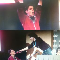 "totallynotjamesbond: ""@crankgameplays So I was watching this old Pax East panel while doing"