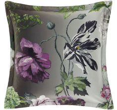 Designers Guild Alexandria European Pillowcase Amethyst