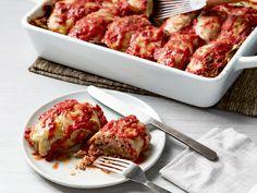 Stuffed Cabbage Rolls (Galumpkis)