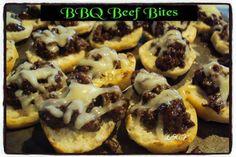 BBQ Beef Bites