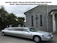 Dublin Vintage wedding cars Meath by AKP Chauffeur Drive offers clients modern Mercedes, Beauford Regent vintage wedding car hire dublin Limousine Car, Hummer Limo, Wedding Car Hire, Mercedes E Class, Images Of Ireland, Party Bus, Dublin Ireland, Lincoln, Champagne