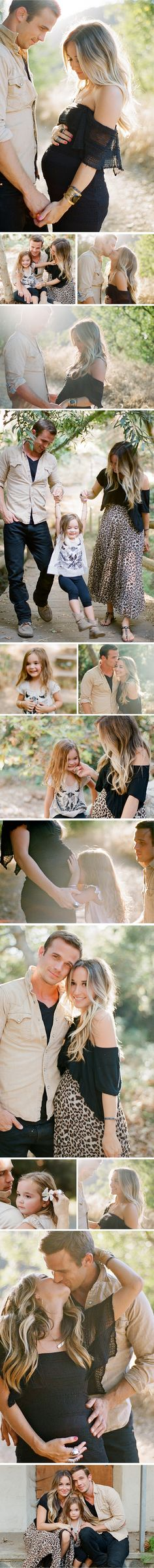 Beautiful maternity and family pictures. Love love love love love!