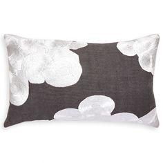 New Pillows & Throws - Malachite Satin Stitch Long Pillow