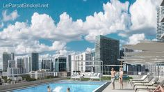 Few #condos remaining in the new #Brickell #Luxury tower… www.leparcatbrickell.net