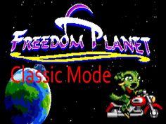 Freedom Planet - Classic Mode Carol