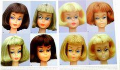 Doll Article Color Pics Vtg History of Swirl American Girl Barbie Lip Colors | eBay