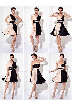 Chic Convertible Dress