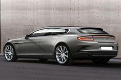 Aston Martin Rapide Bertone Jet 2 plus 2