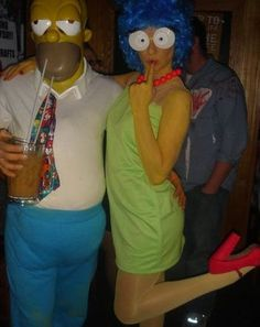 Couples Halloween costumes are all about the cute, creative, and clever ideas that perfectly represent you and your partner. Unique costumes are as fun to put Costume Halloween, Couples Halloween, Halloween Fun, Halloween Pictures, Halloween Outfits, Unique Costumes, Creative Costumes, Cool Costumes, Costume Ideas