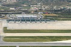 One of the buisest Airport in Turkey http://www.airport-technology.com/projects/izmir-adnan-menderes-international-airport/