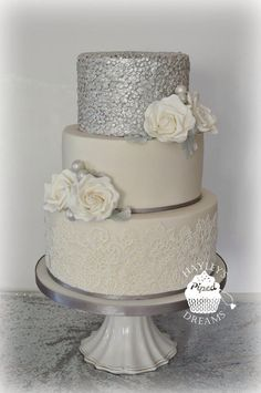 Divine Wedding Cakes For Your Big Day - Hayley's Piped Dreams