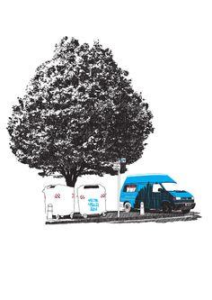 Brunswick Street Tree