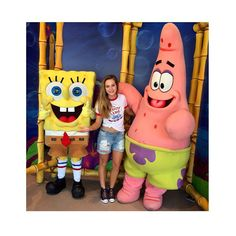 Brec Bassinger at Universal orlando