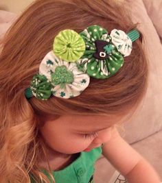 St. Patrick's Day Headband