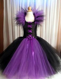 maleficent costume girls - Google Search More