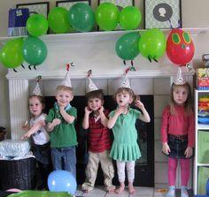 balloons for mantle OR lanterns for above sliding glass door