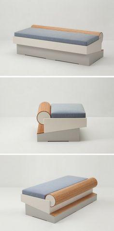 Kunsik Choi: Boarding Furniture
