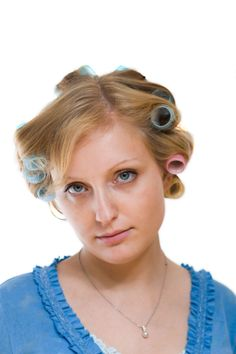 How do you like my curlers?