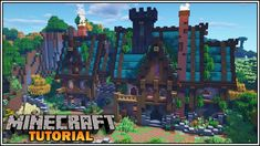Minecraft Bridges, Minecraft City Buildings, Minecraft Banners, Minecraft Videos, Minecraft Architecture, Minecraft Designs, Minecraft Creations, How To Play Minecraft, Minecraft Projects
