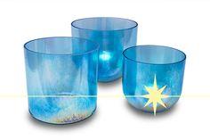 Crystal Tones: Aqua Gold Copper Alchemy™