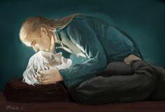 Farewell,Aragorn by 洛川Fruttayo this hurts