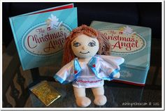 "Are you looking for an ""Elf on the Shelf"" alternative? Check out The Christmas Angel 