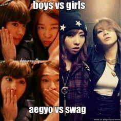YG's Boys look more feminine than YG's Girls #Winner #2ne1