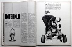 Past Print: twen issue 6 1963 / selected pages