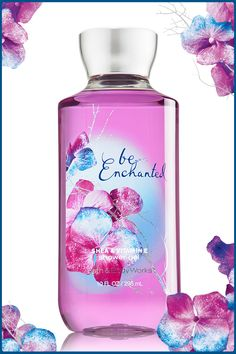 Every sudsy bubble is a shimmering fantasy! #BeEnchanted